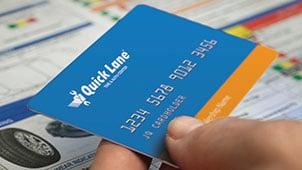 Quick Lane Credit Card Gresham Ford